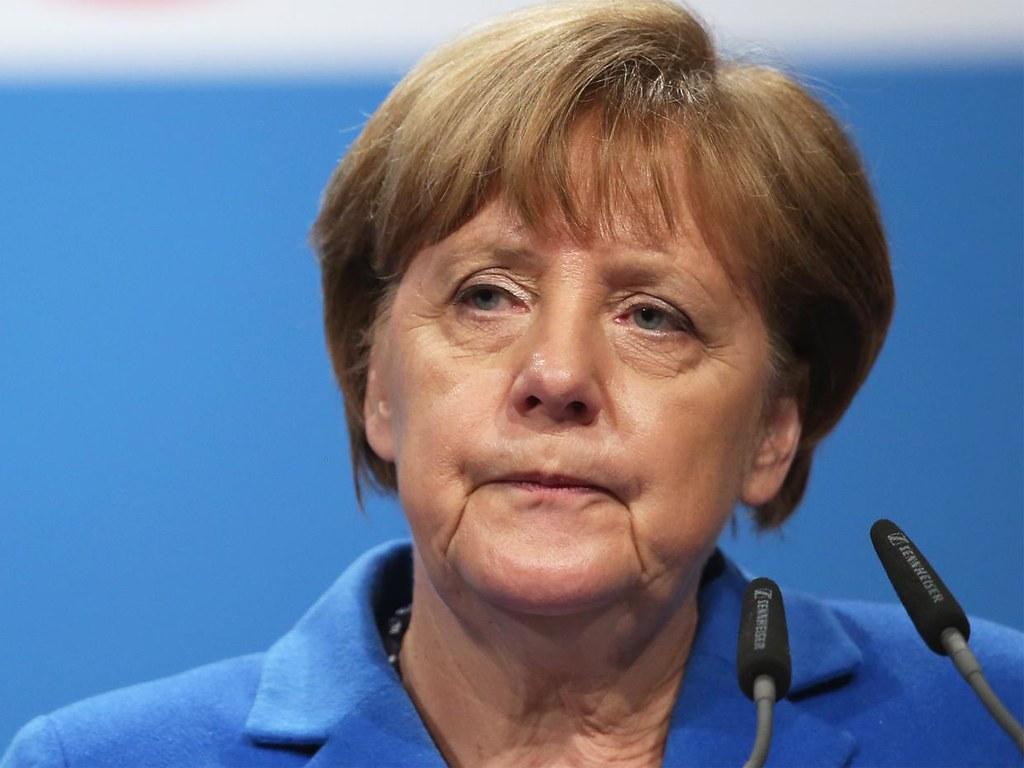 Angela Merkel Loses Ground to Regional Right Wing Surge