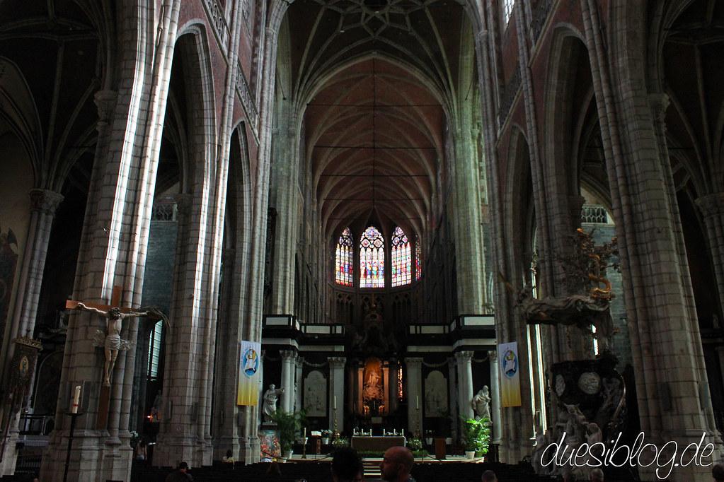 Gent St Bavo Kathedrale duesiblog