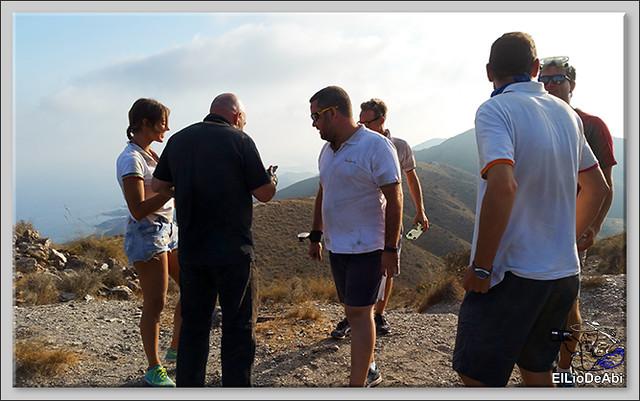 #AlmeriaLVT Ruta minera por la Sierra Almagrera en buggy 6