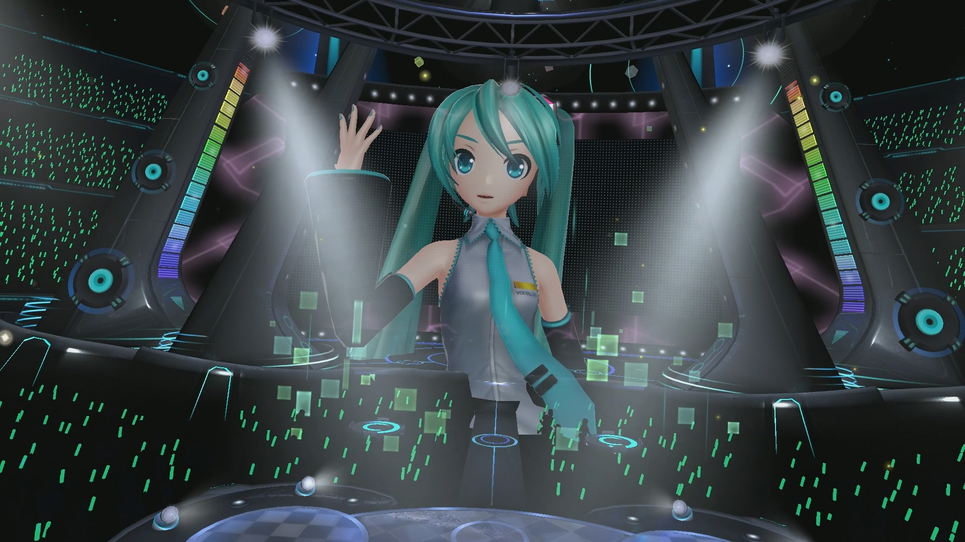 Hatsune Miku Vr Future Live Launches 13th October Playstation