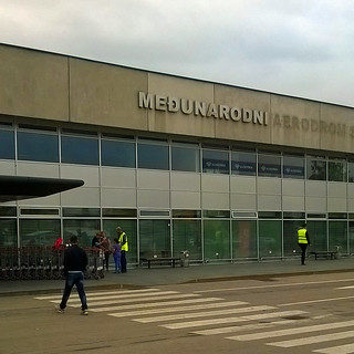 Ankunft Sarajewo