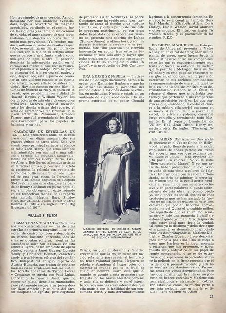Cinelandia, Tomo XI Nº 1, Janeiro 1937 - 26