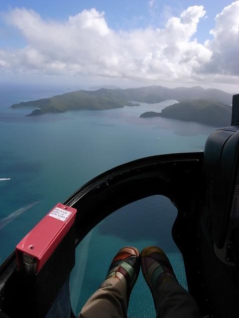 Hamilton Island Air (Heli)