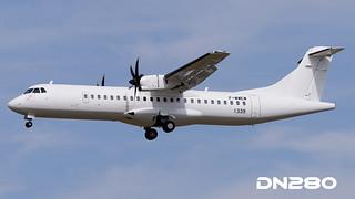 ATR ATR 72-600 msn 1339