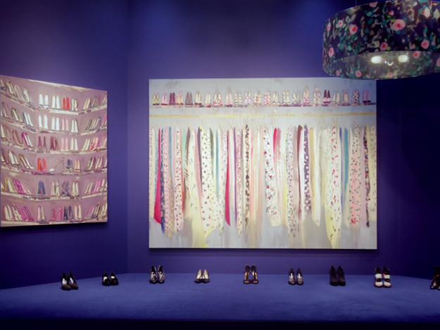 ジェイアール名古屋タカシマヤ1F 佐藤翠さん《Flower closet》8月23日(火)までの期間限定展示2