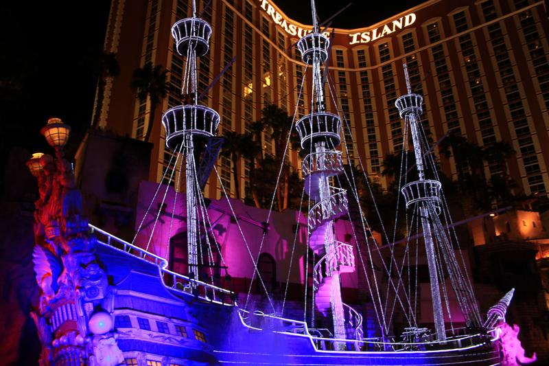 Hoteles de Las Vegas