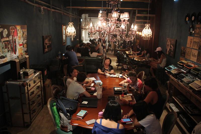 奧蘿茉OROMO -台北咖啡館-不限時間免費網路 (10)