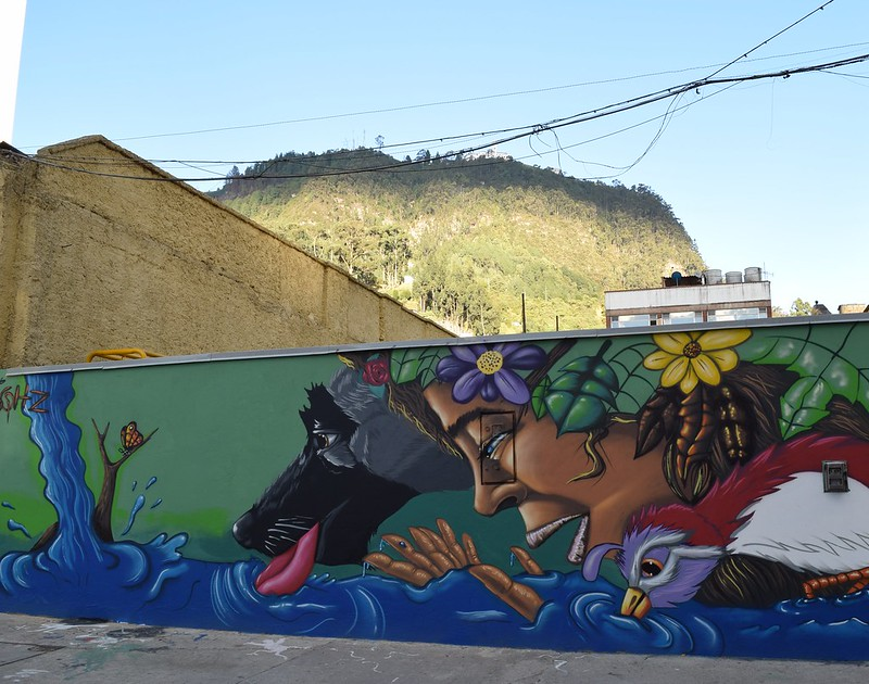 Arte sobre la roca