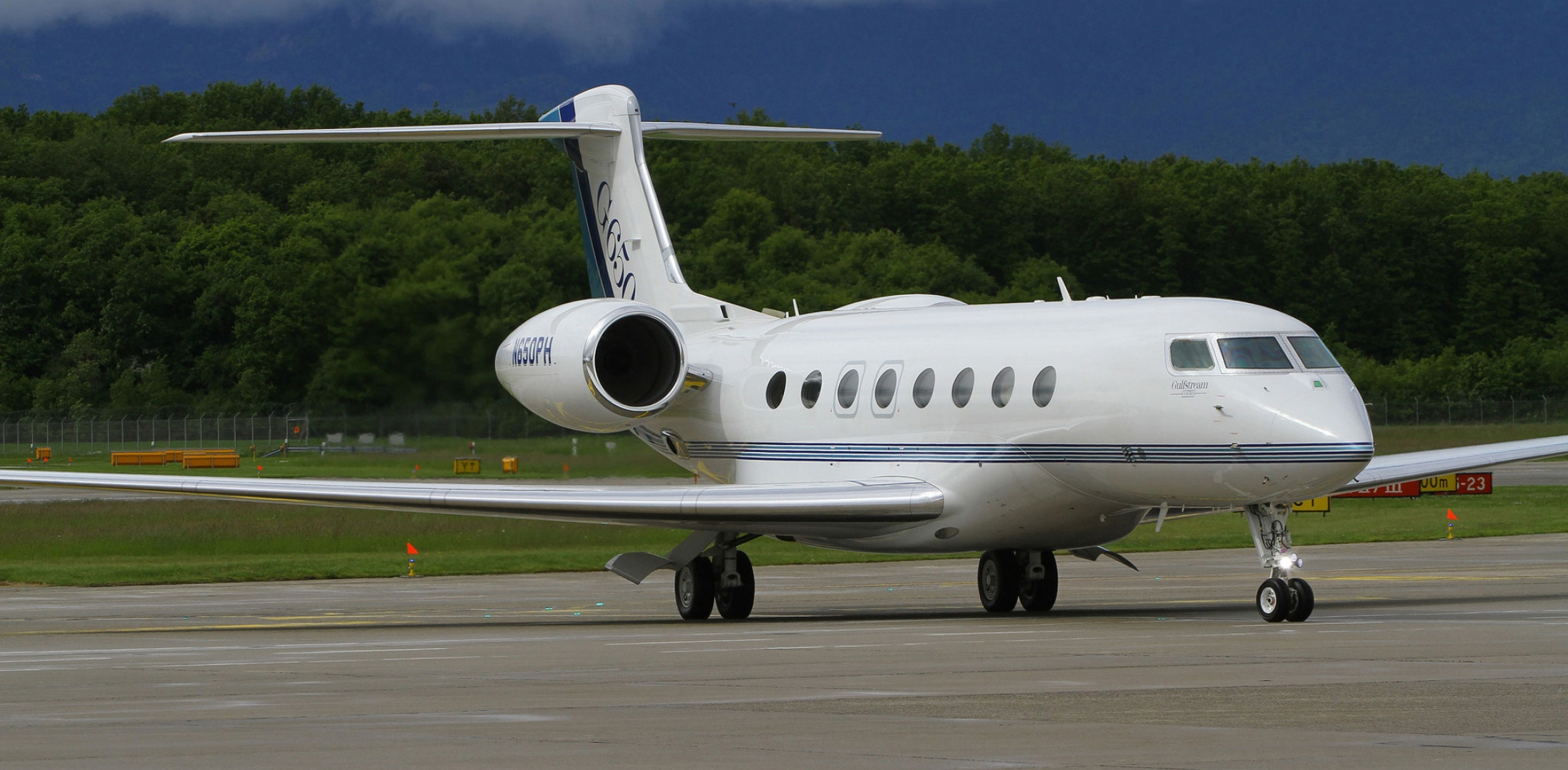 Gulstream G650