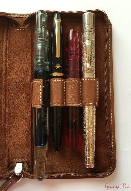 Review Lucrin Geneva Case 4 Zipped Pens @LucrinGeneva 7
