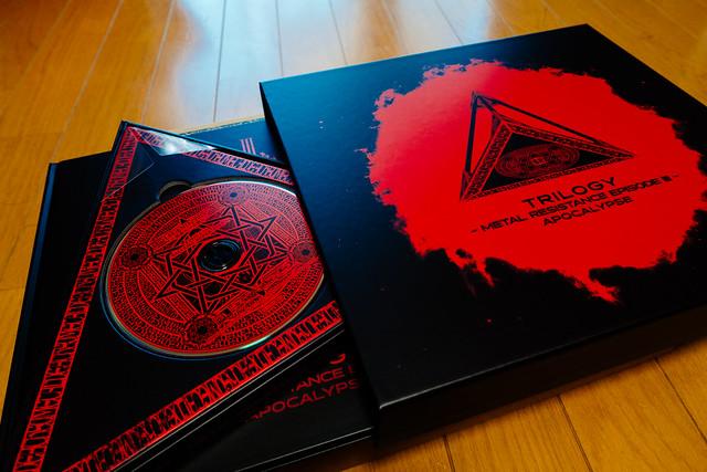 TORILOGY - METAL RESISTANCE EPISODE III - APOCALYPSE