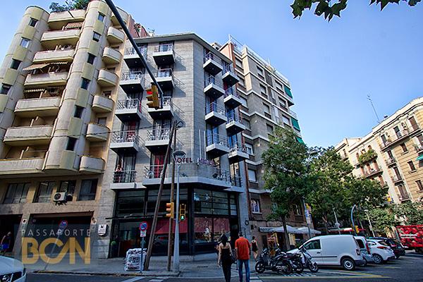 Hotel Médicis, Barcelona