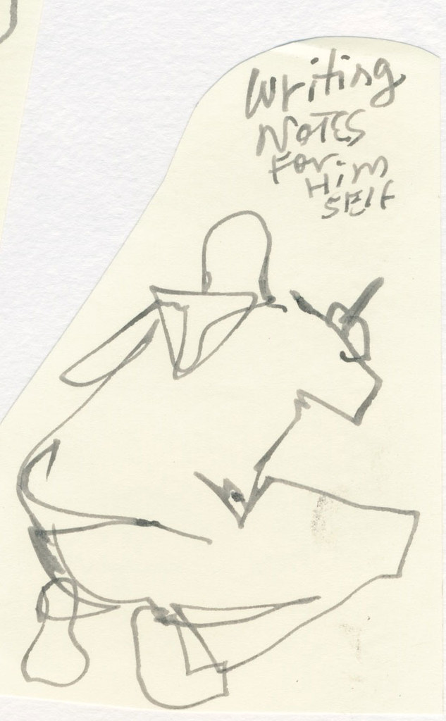 Sketchbook #99: Everyday Life