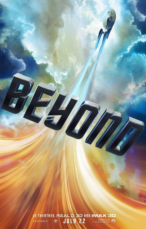 Star Trek - Beyond - Poster 1