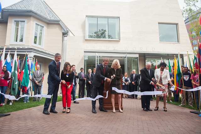 Penn Celebrates Grand Opening of Perry World House