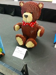 Teddy @ BrickCon 2015