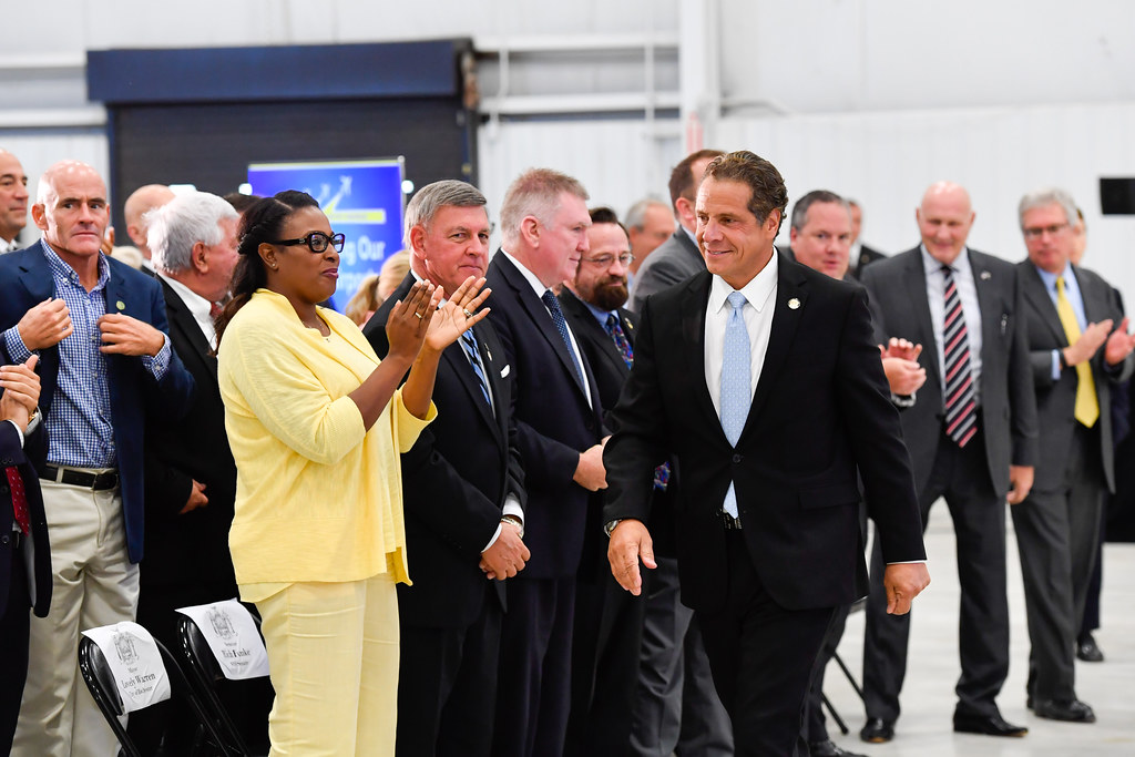 Governor Cuomo Announces $63.4 Million Transformation of Greater Rochester International Airport