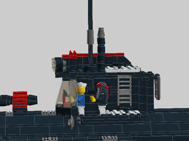 FNS Black Pearl, Fusion Powered Sub MOC (LDD) 28856614454_4702fbfc20_z