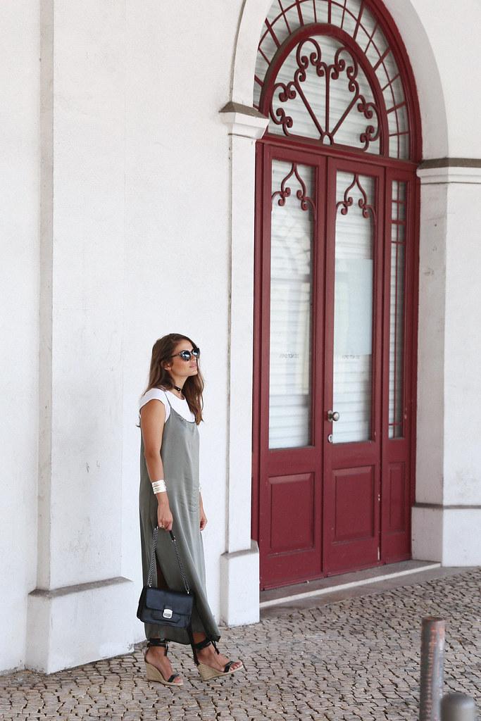 Jessie Chanes Seams for a desire Lisboa Parfois overlaid dress-2