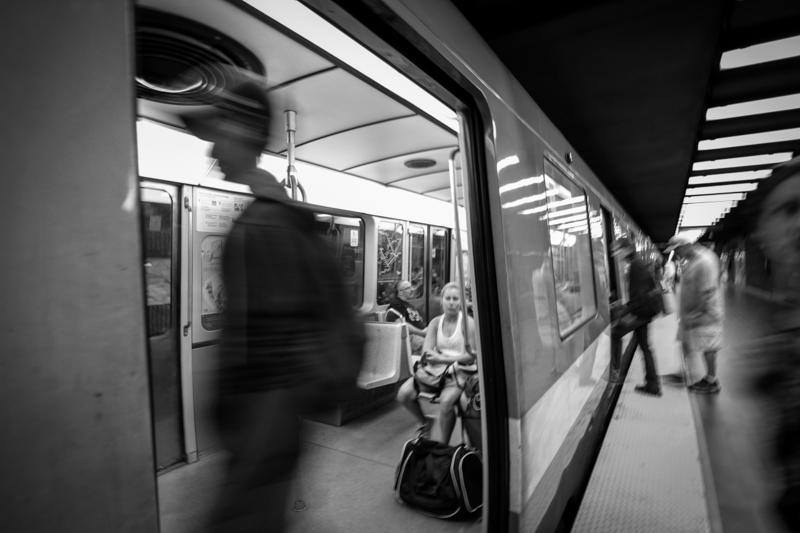 metro montreal kanada