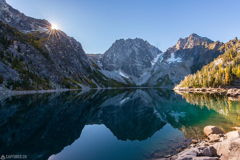 Good morning - Alpine Lakes Widerness