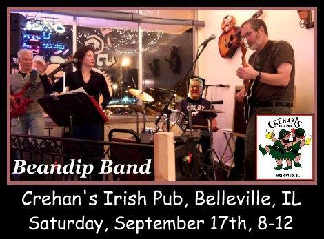 Beandip Band 9-17-16