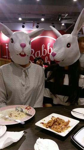 新莊-兔子餐廳