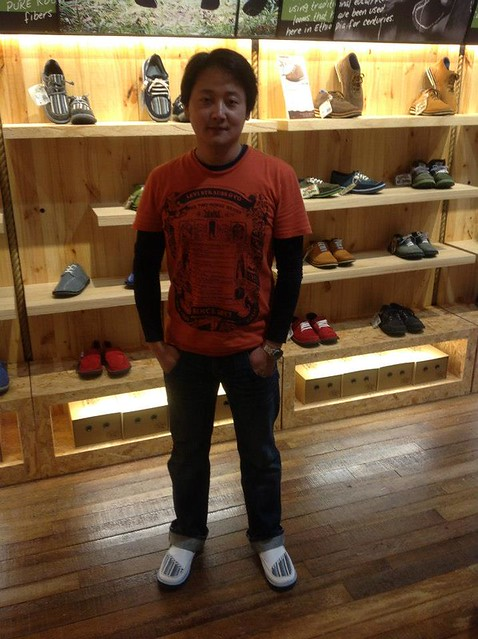 soleRebels Taiwan store #2 - Taichung