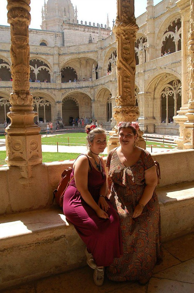 Lisbona - Belem, Monasteiro dos Joronimos