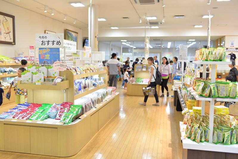 かんてんぱぱガーデン 長野旅行 2016年8月15日-17日