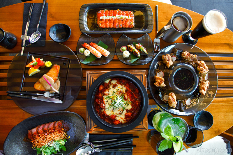 Impressoul Sunway Pyramid Korean Japanese food