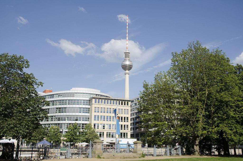 Tour de la Télévision à Berlin