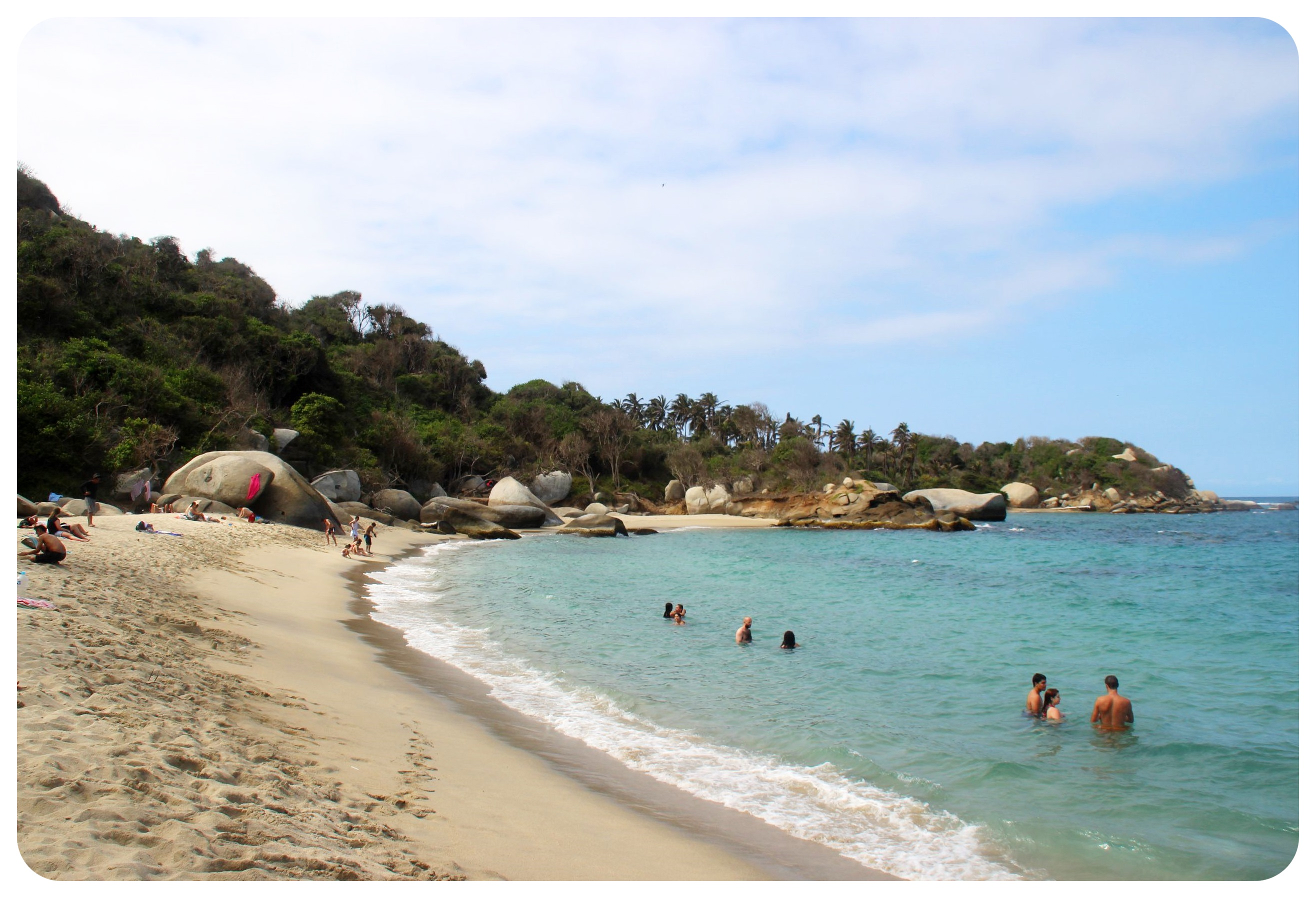 tayrona national park beach1