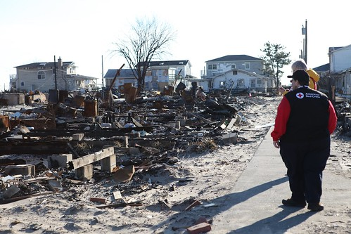 Sandy Response in New York | by American Red Cross