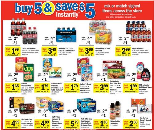 Meijer Instant Savings Deal July 24