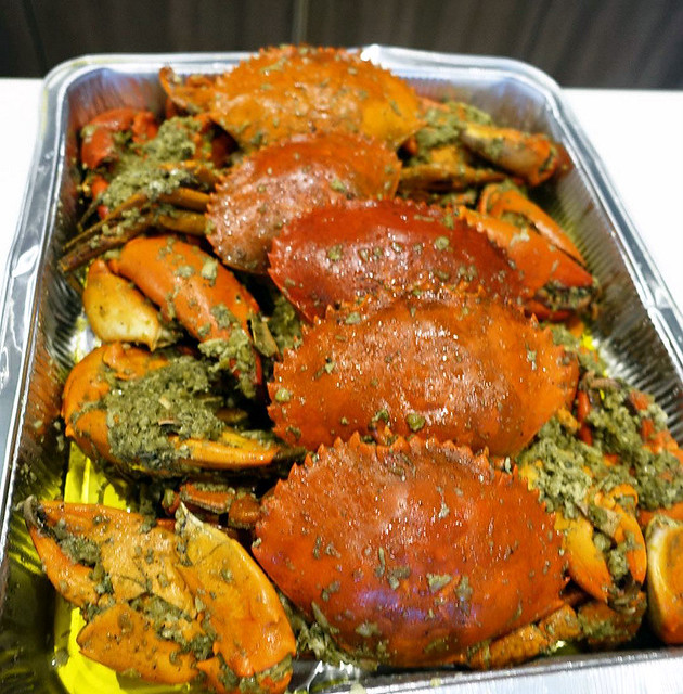 Ley's Kitchen - Garlic Crabs.___-001