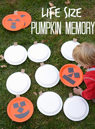 These 30 pumpkin activities for toddlers are perfect for fall! If you're looking for some fun pumpkin-related crafts and activities to do with your toddler, you'll find some great ideas here!