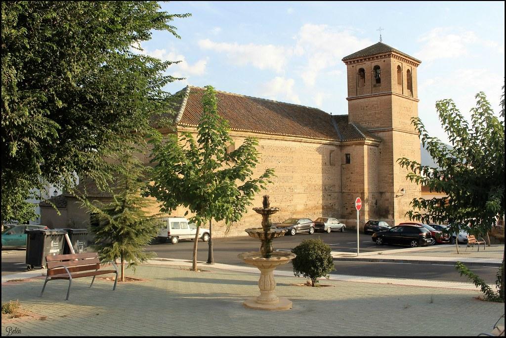 Iglesia de Mondújar