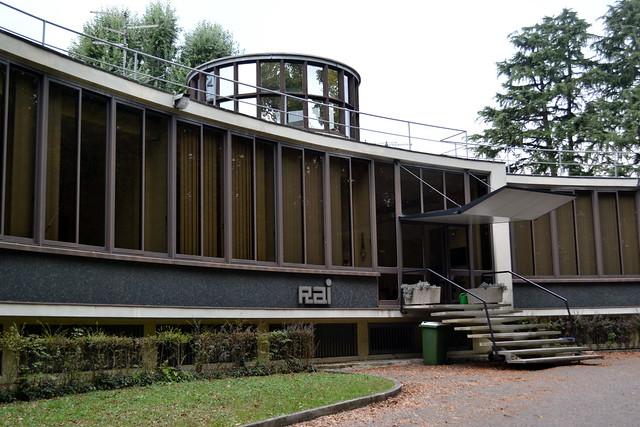 Monza - Centro di controllo Rai Way