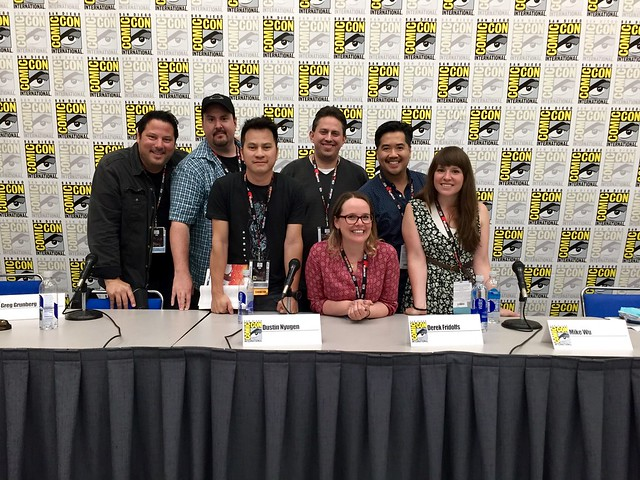 Scholastic at San Diego Comic Con 2016