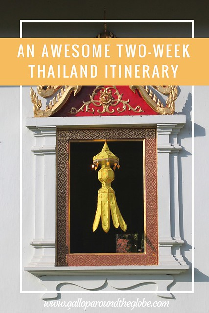 An awesome two-week Thailand itinerary