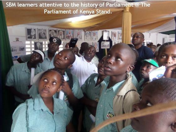 Parliament Stand