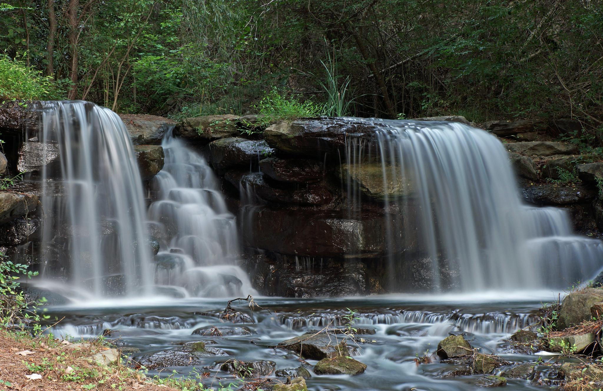 Liberty Park Falls
