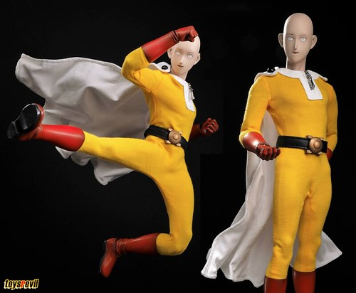ONE PUNCH MAN KC DESIGN 4