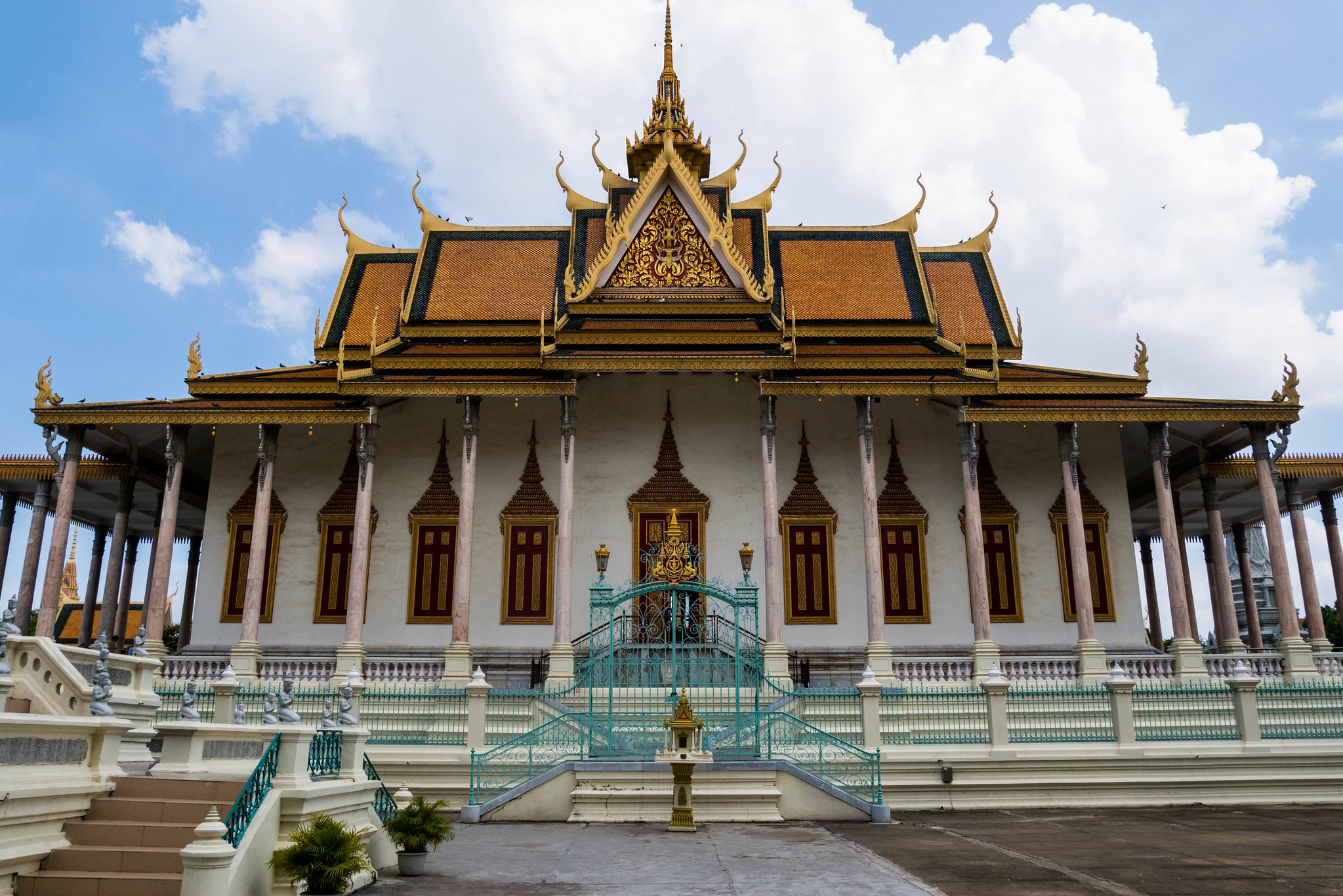 Royal Palace in Phnom Penh #6
