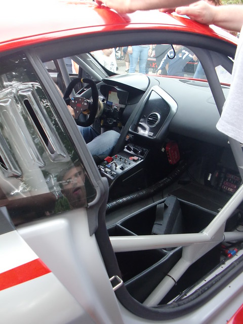 COKPIT AUDI R8 LM3
