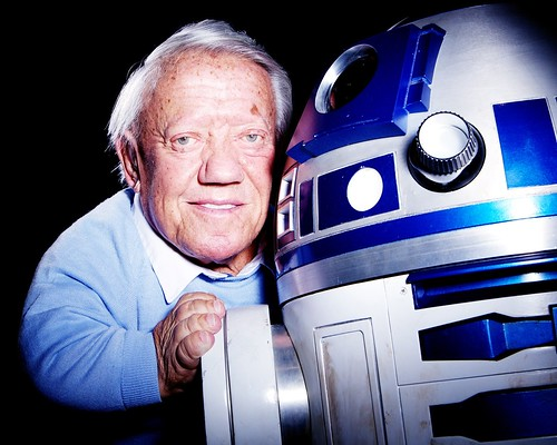 Kenny Baker - R2-D2 - Photo 6