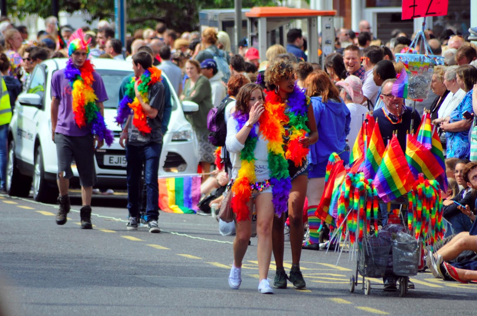 Orgullo Gay de Brighton brighton - 28281201774 97feecac36 o - Brighton, la playa de Londres