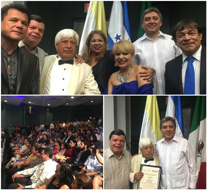 El Consulado de México y la Universidad de San Pedro Sula realizan importante cátedra cultural.