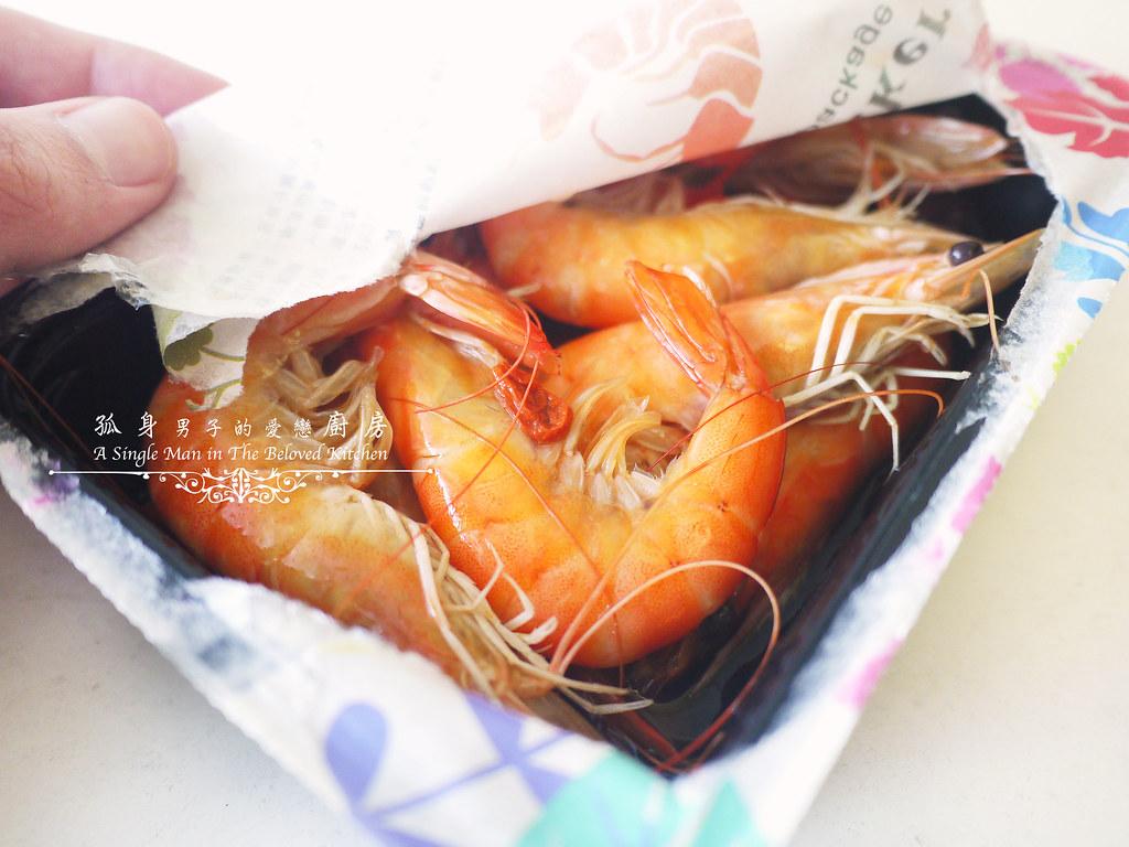 孤身廚房-超乎想像!解凍即食和現煮的一樣好吃—Mess Maker.蝦攪和.冷泡蝦6